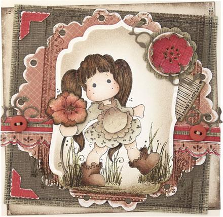 Poppy Tilda by Louise Molesworth