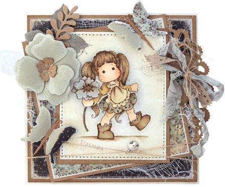 Poppy Tilda by Fleur Pearson