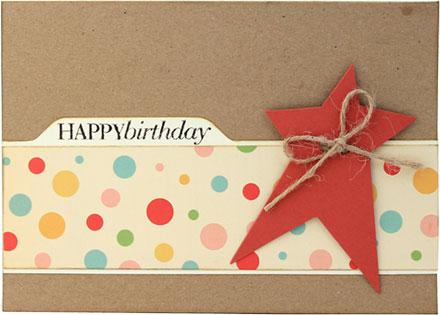 Happy Birthday by Louise Roache