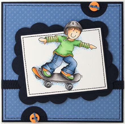 Sk8er Boy by Louise Roache