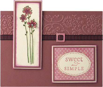 Sweet and Simple by Louise Molesworth