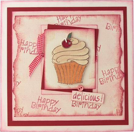 Delicious Birthday by Louise Molesworth