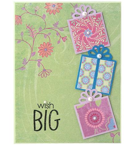 Wish Big by Lady Stampalot