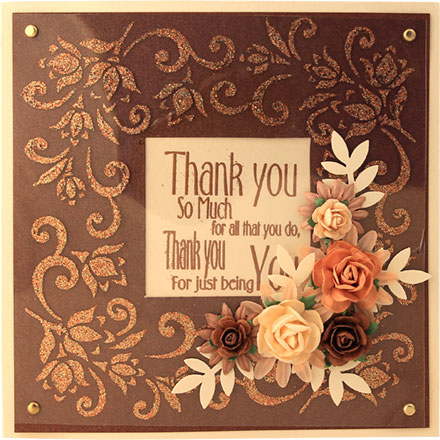 Thank You by Jayne Saunders