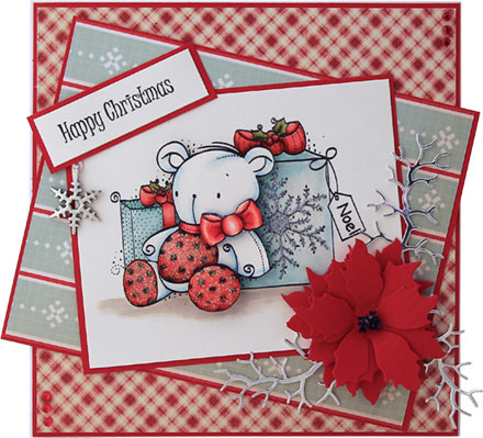 Teddy Gifts by Sara Rosamond