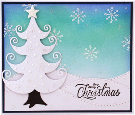 Very Merry Christmas by Louise Roache