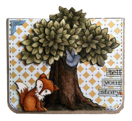 Foxy by Louise Molesworth