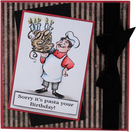 Pasta Your Birthday by Sara Rosamond