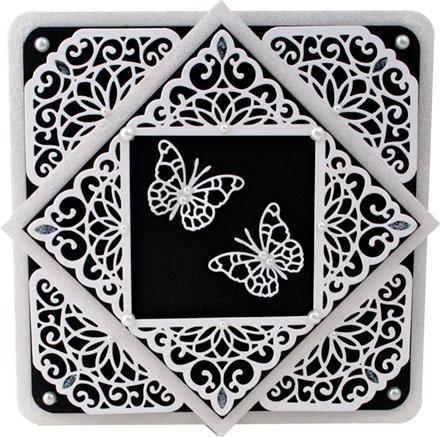 Butterfly by Sara Rosamond