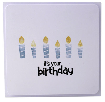 It's Your Birthday by Louise Roache