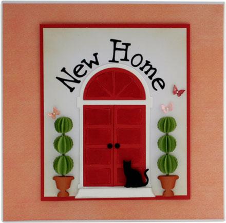 New Home by Sara Rosamond