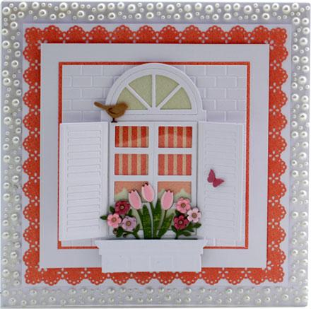 Window Box by Sara Rosamond