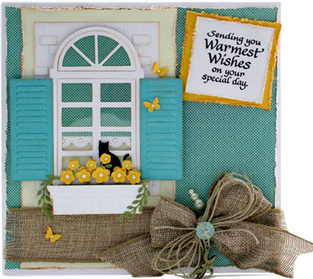 Warmest Wishes by Sara Rosamond