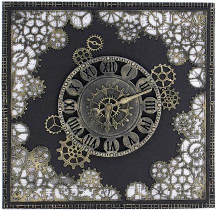 Time by Sara Rosamond