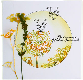 Bee-cause by Chris Scott