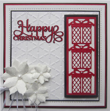 Happy Christmas by Creative Expressions