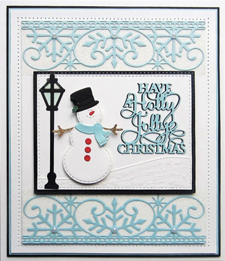 Have a Holly Jolly Christmas by Creative Expressions